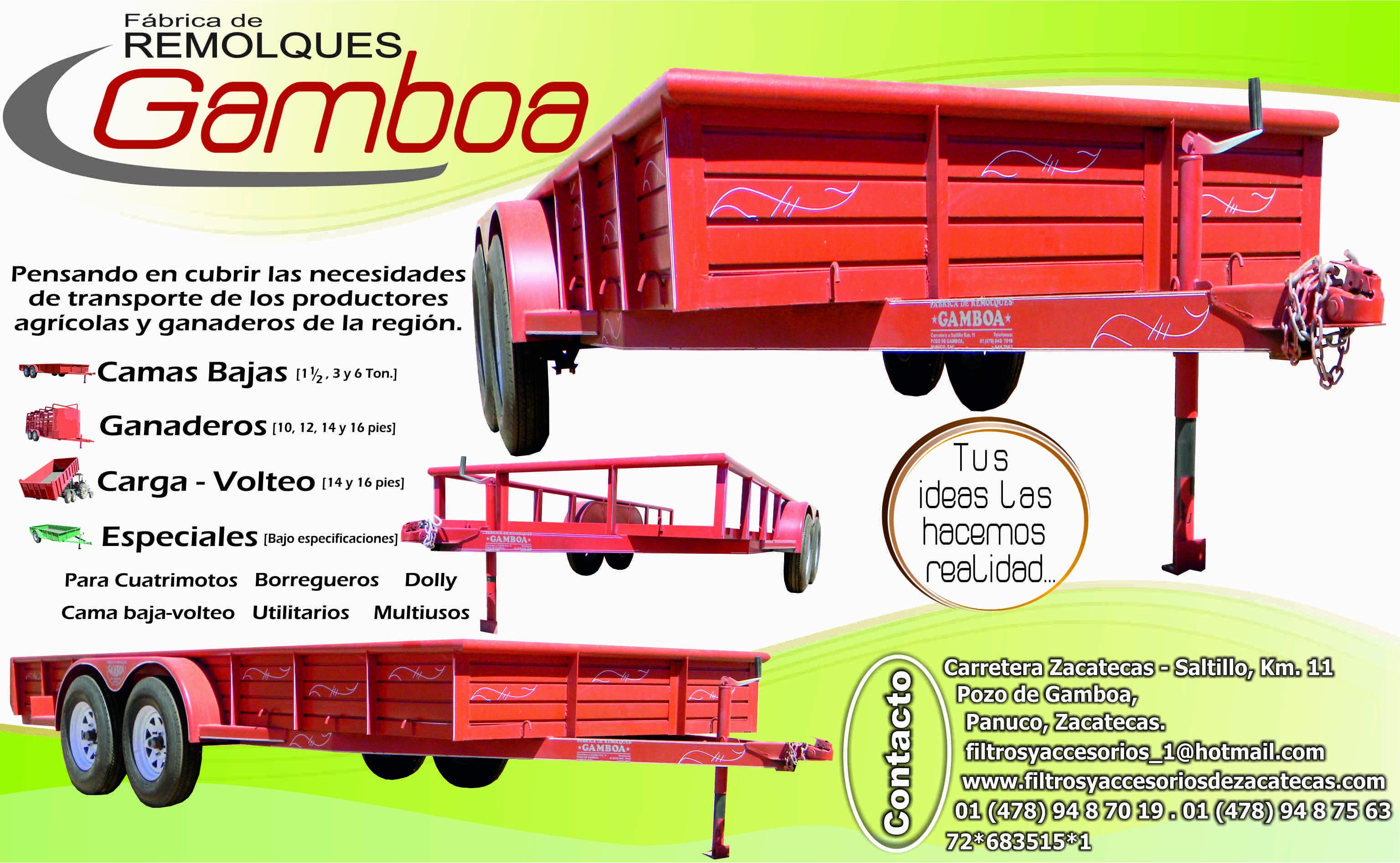 Remolques Gamboa